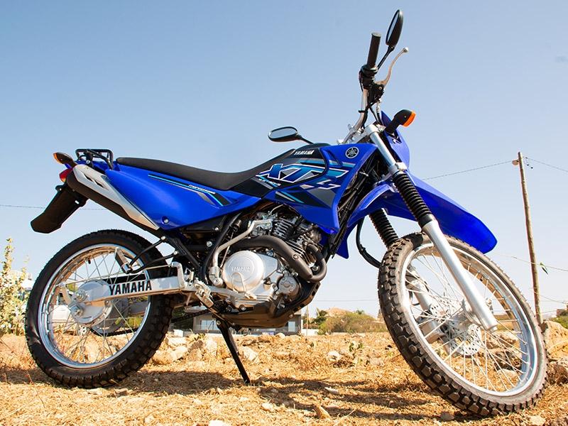 YAMAHA - XTZ125